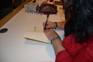 Palabras en la espalda, recuerdos en el alma - Presentación libro Murcia
